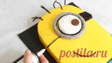 Порадуйте своих близких! Пошаговый рецепт торта «Миньон» — Готовим дома