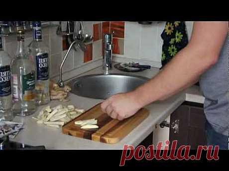 Приготовление хреновухи в домашних условиях | Культура пития