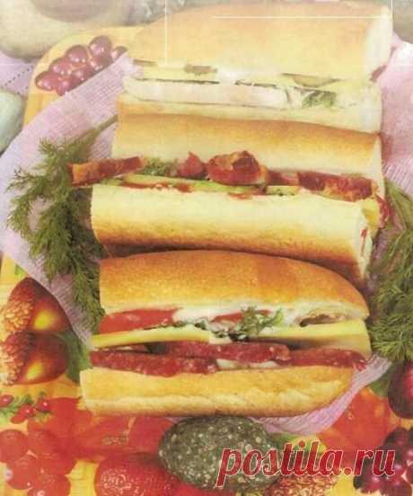 Сэндвичи домашние | Я тебя съем | Яндекс Дзен