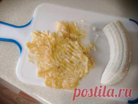 Банановый кекс без муки и сахара за 5 минут. Воздушный и нежный, тает во рту!   Рецепты ПП - худеем вкусно!   Яндекс Дзен