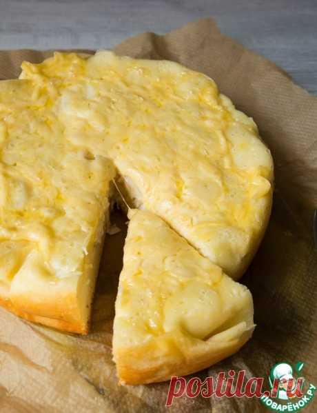 Пирог с куриной грудкой — вкусный и красивый!
