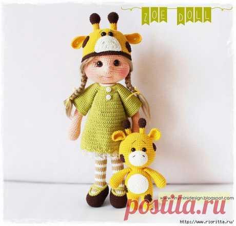 вязаные куклы | Записи в рубрике вязаные куклы | Вязаные игрушки