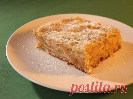Самый вкусный в мире яблочный пирог! Вкуснее и быстрее вы не пробовали! — FunnyReps