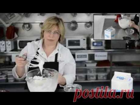 La crema de Shantili – las Pastelerías los Cursos - Pastrycampus.ru - YouTube
