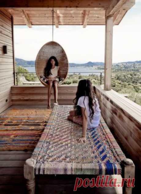 Плетеная мебель своими руками (подборка мастер-классов) Модная одежда и дизайн интерьера своими руками