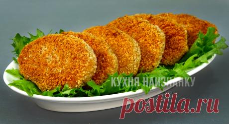 Гора котлет из банки кильки и стакана риса | Кухня наизнанку | Яндекс Дзен
