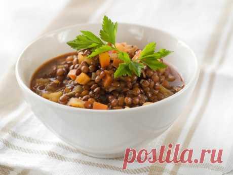 Как приготовить вкусный вегетарианский суп из чечевицы | Еда от ШефМаркет | Яндекс Дзен