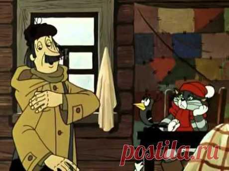 Трое из Простоквашино — все серии. Советские мультфильмы для самых маленьких - YouTube