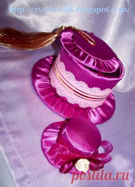 (2) Gallery.ru / Фото #54 - МК по изготовлению мини-манекенов. МК шляпки - anethka