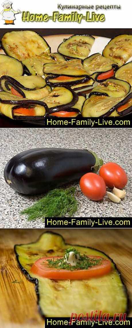 Рулетики из баклажанов - пошаговый фоторецепт - закуска из баклажан | Кулинарные рецепты
