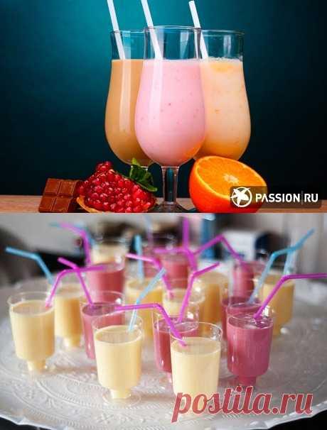 Создан коктейль, позволяющий человеку полностью отказаться от питания! (для получения информации нажмите на картинку)