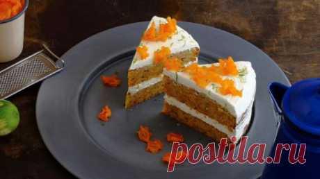 Пряный морковный торт на оливковом масле, пошаговый рецепт с фото Пряный морковный торт на оливковом масле. Пошаговый рецепт с фото, удобный поиск рецептов на Gastronom.ru