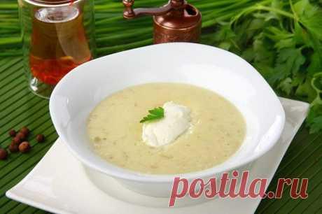 Суп с зелеными оливками и сыром маскарпоне – пошаговый рецепт с фото.