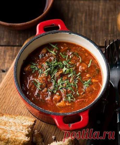 Грузинский суп, в который я влюбилась! Пробуем харчо по-мегрельски | Записки на коленке | Яндекс Дзен