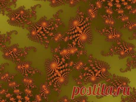 Patterned Fractal Background  Free Stock Photo HD - Public Domain Pictures