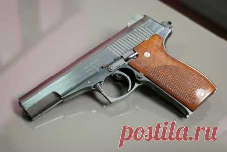 Редкий пистолет, собираемый вручную | History of weapons | Яндекс Дзен