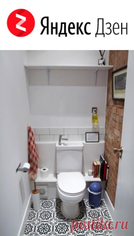Туалет в хрущевке: фото дизайна после ремонта туалета малых размеров, его отделка