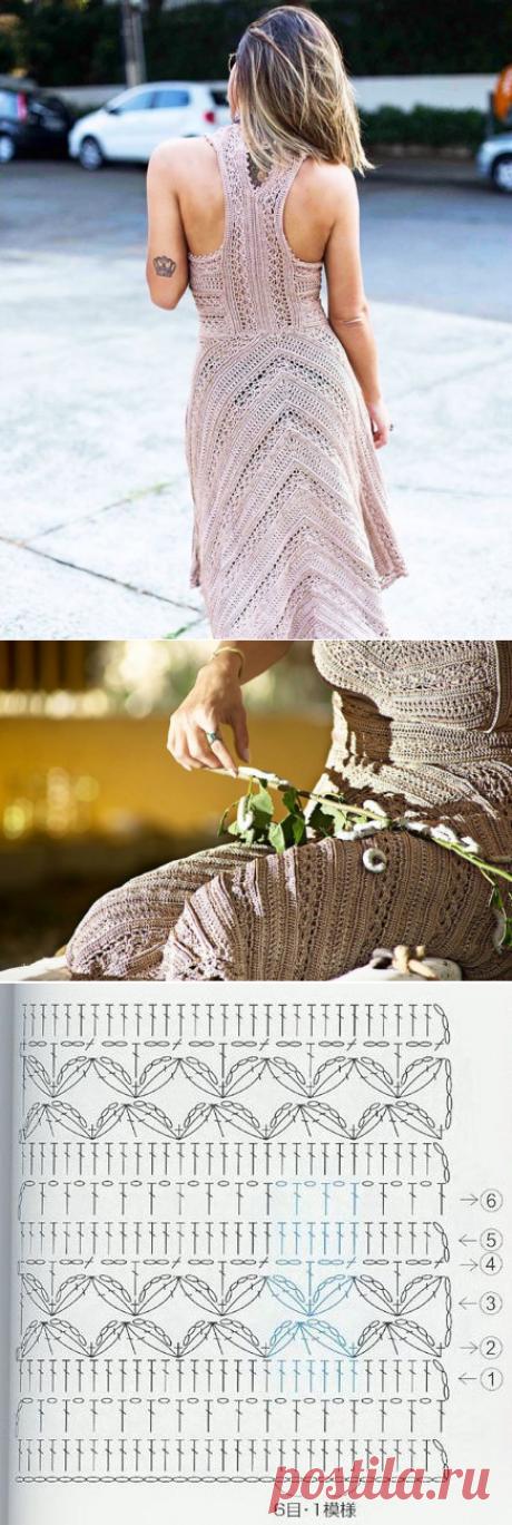 Платье Песочные часы. Ванесса Монторо.