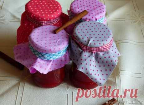 Восточное клубничное варенье с щепоткой корицы - рецепт от Smaker.pl
