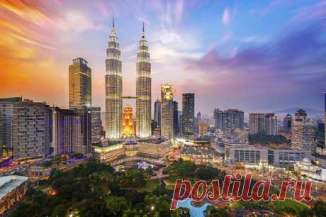 Куала-Лумпур – современная столица Малайзии