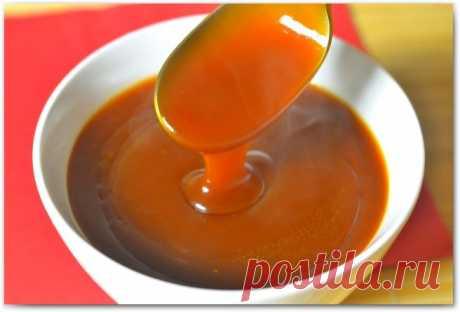 Кисло-сладкий соус — Привет, Кухонька! Пошаговые рецепты с фотографиями