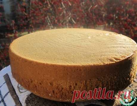 Бисквитное тесто – кулинарный рецепт