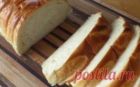 Домашний батон в духовке рецепт: https://inoeda.com/2198-domashnij-baton-v-duhovke.html  Удивительный молочный хлеб в духовке. Вот такой нежный, воздушный. Тесто универсальное - с ним можно готовить и булочки, и пироги. Оно ароматное, воздушное, посмотрите какое. Обалденное! Добавить изюм - и практически кулич, настолько вкусно! А продукты самые простые, и их минимум. Показать полностью…