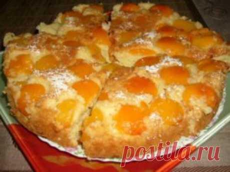 Самые проверенные рецепты - Абрикосовый пирог
