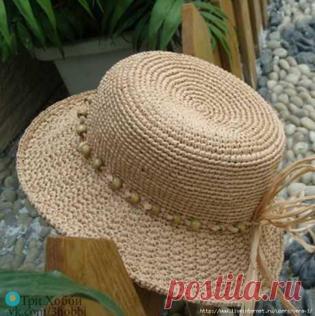 Как хорошо уметь вязать: Шляпа..