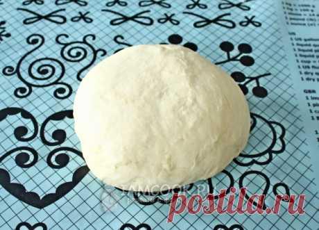 «Забытое» тесто на кефире – чудо-тесто… вечером замесил, утром испек