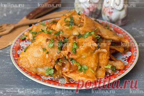 Бомбическая капуста на обед или ужин – рецепт приготовления с фото от Kulina.Ru