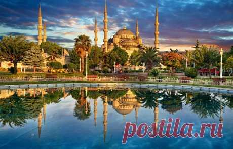 Святые источники Стамбула | Стамбул, Турция, профессионально