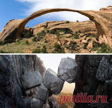14 удивительных мостов, в существование которых не верится / Туристический спутник