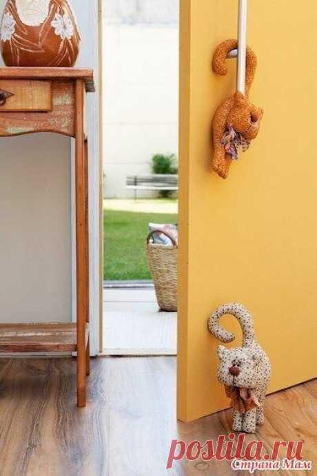 Чудесные коты, не доставляющие хлопот и отлично снимающие стресс — Сделай сам, идеи для творчества - DIY Ideas