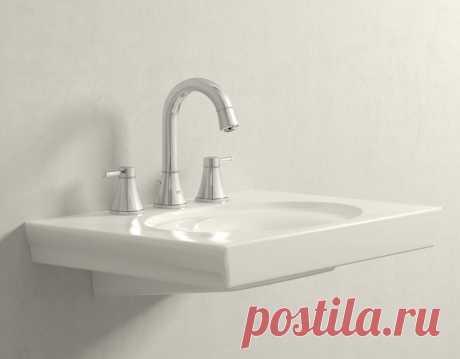 Grandera - Смесители для ванной комнаты - Ванная | GROHE