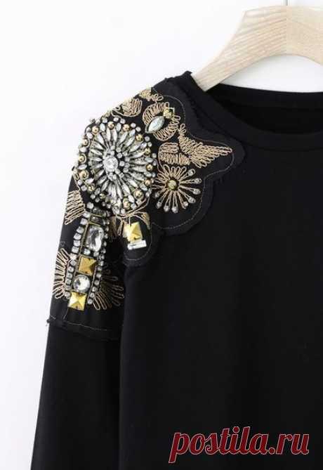 Декор одежды. Идеи (Шитье и крой) | Журнал Вдохновение Рукодельницы