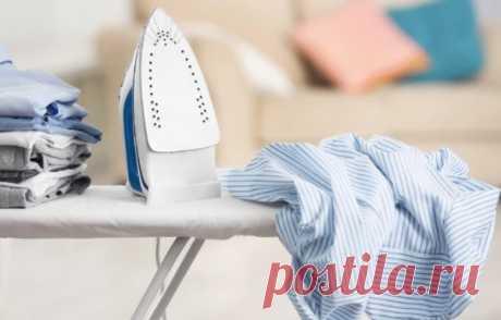 Как быстро и правильно погладить рубашку | СОВЕТОФФ | Яндекс Дзен