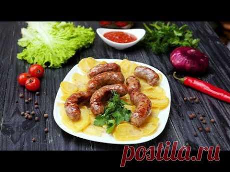 Запеченные колбаски - Рецепты от Со Вкусом