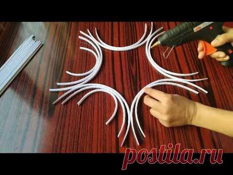 Paper Wall Decoration Ideas-Paper Craft-DIY-Wall Hanging Ideas-Home/Room Decoration#papercraft#diy#