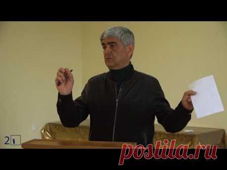 Վիտալի #Բալասանյանի ելույթը աջակիցների հետ հանդիպմանը - YouTube