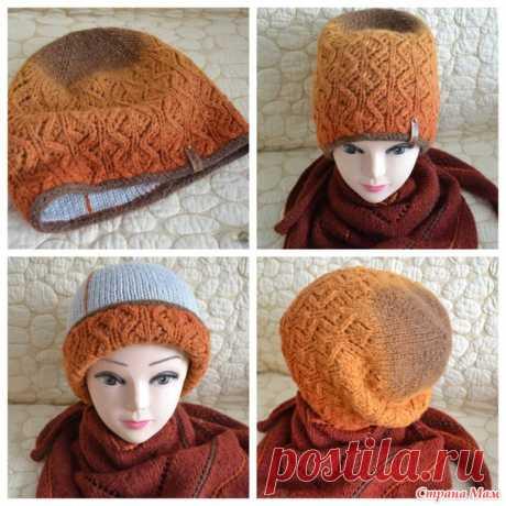 Мои шапки осень-зима 2019. Часть 2 - Вязание - Страна Мам