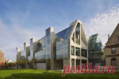 Проект здания для школы в США