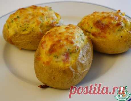 Картофельный омлет – кулинарный рецепт