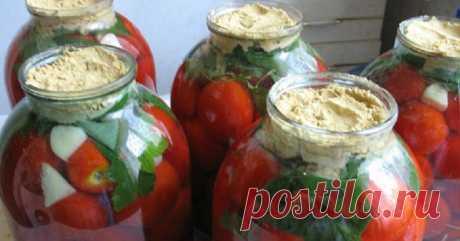 Квашеные помидоры как в бочке - Образованная Сова