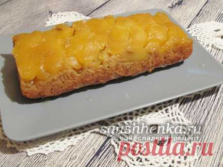 Постный яблочный пирог - рецепт с фото пошагово в духовке