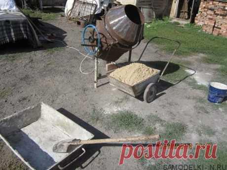 Самодельная бетономешалка, 36 фото изготовления и подробное описание -> https://samodelki-n.ru/betonomeshalka-svoimi-rukami-36-foto.html