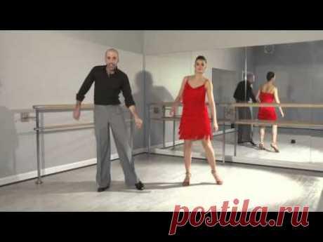 Видео уроки по джайву - Евгений и Лера