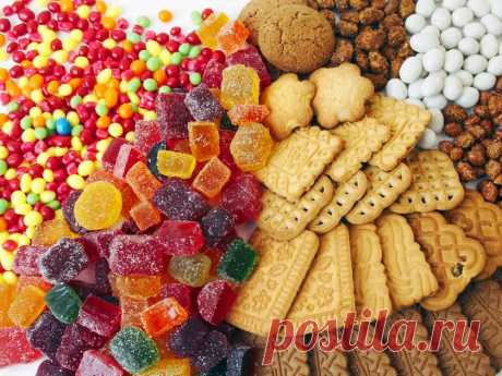 Чем заменить сладкое и мучное при правильном питании и похудении