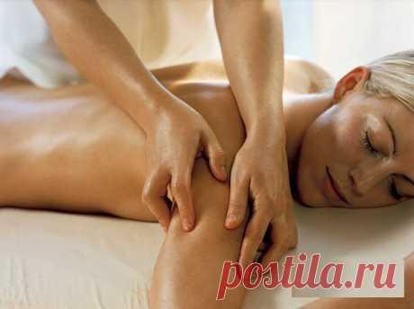 Лимфодренаж для сушки тела и обретения лучших контуров ног,талии,рук и живота.