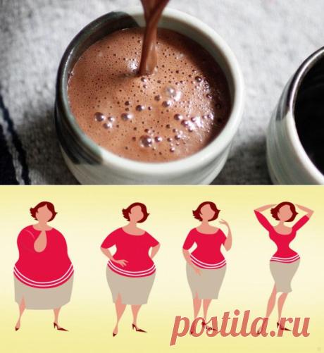 Какао для здоровья и красоты! Почему так необходимо пить какао, особенно, если вы старше 40 лет!